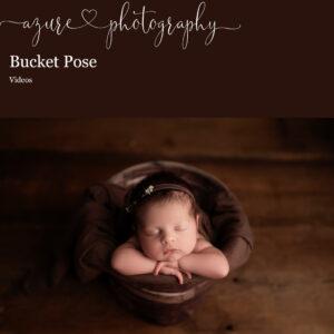 Bucket Pose Vivian