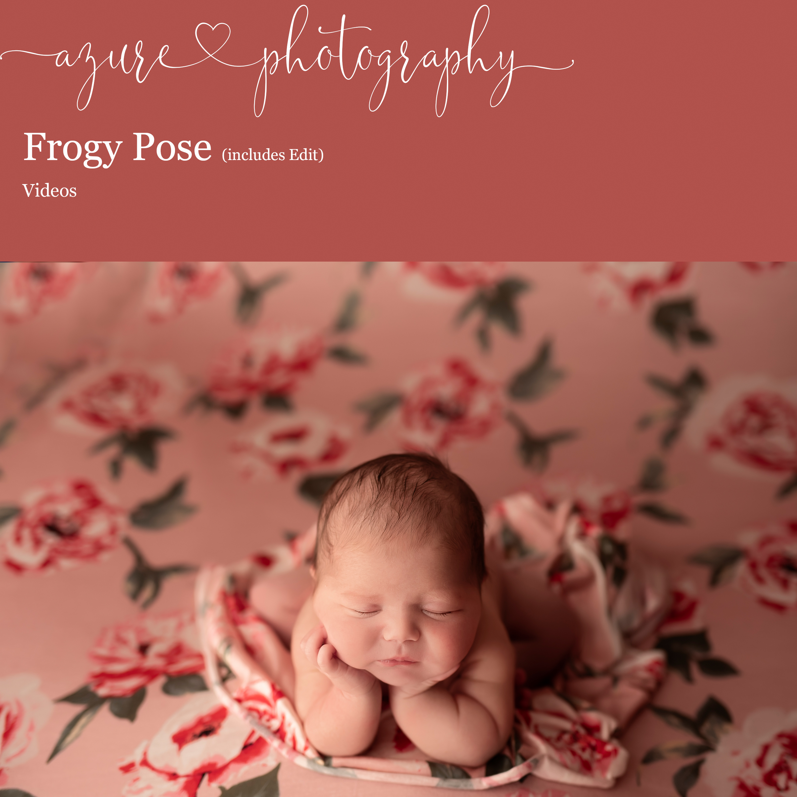 Froggy Pose Piper