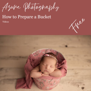 How to prep a bucket